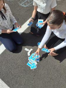 Подготовка учеников МБОУ СОШ 11 к конкурсу